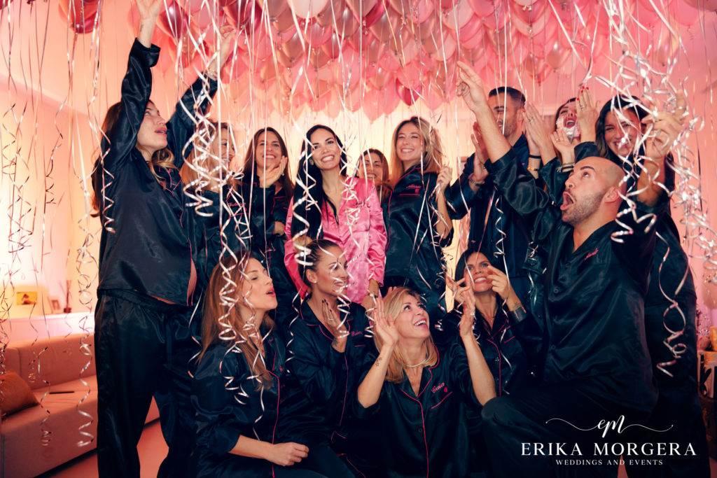 Per Pigiama Un Roma Da Party Planner Star Idee wedding BqH6WdwTBx
