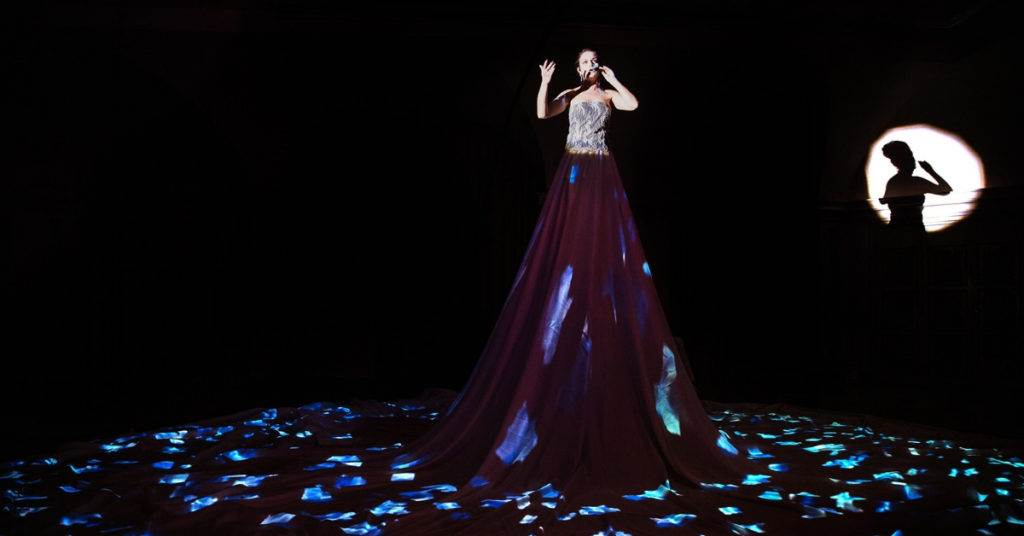 spettacoli per matrimonio cantante lirica