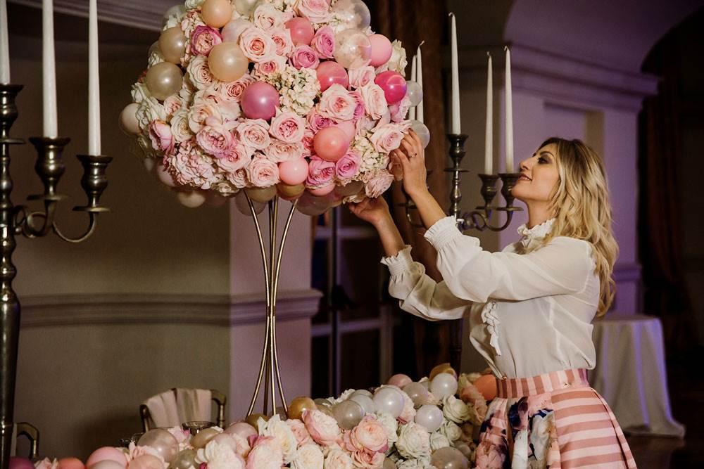 quanto costa un wedding planner allestimento