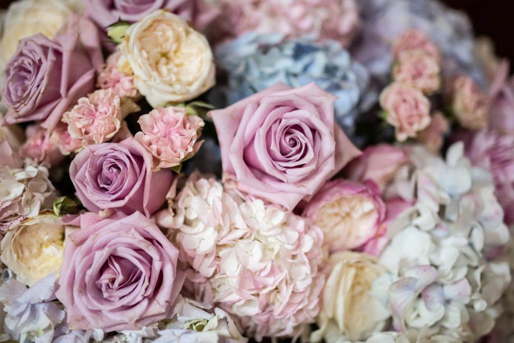 matrimonio allestimento fiori