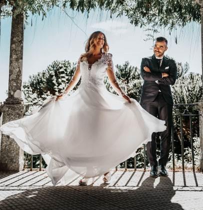 organizzare matrimoni sposa allegra