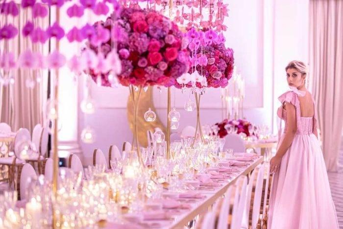 foto eventi erika in rosa