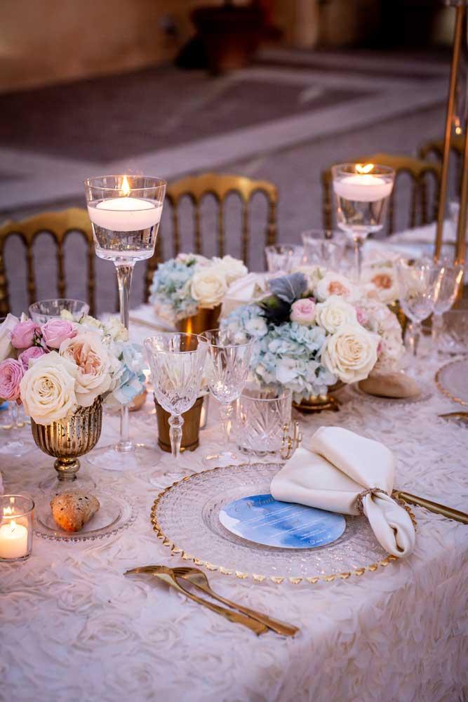 immagini di matrimonio tavolo particolare