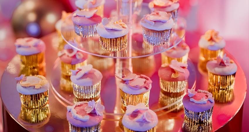 torta nuziale cupcake